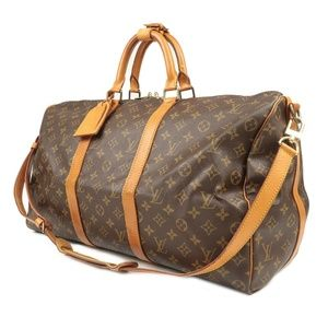 Authentic Louis Vuitton Keepall 45 Bandouliere